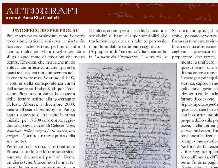 I) ESPERTO Proust